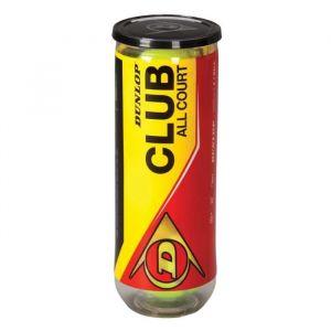Dunlop Club All Court 3 Balls