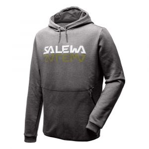 Salewa Sweatshirts Reflection Dry Hoody - Grey Melange - Taille 48
