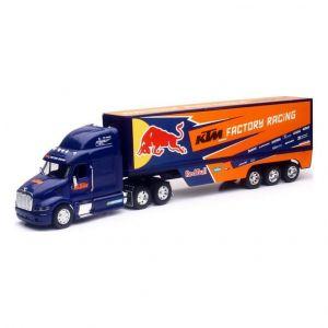 New Ray Camion Team KTM Red Bull 2017 1:32 bleu/orange