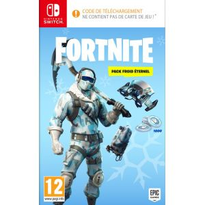 Fortnite Pack Froid Eternel [Switch]