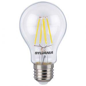 Sylvania Led rétro standard effet filament E27 440 Lm - Led standard, flamme, spirale