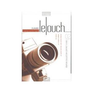 Coffret Claude Lelouch - 3 DVD