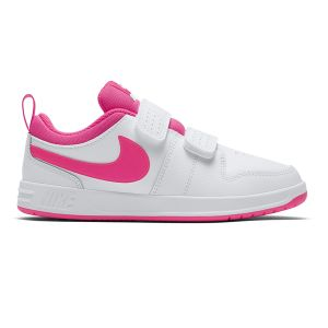Nike Chaussures sport PICO 5 (PSV) à double scratch Blanc - Taille 28