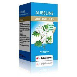 Arkopharma Arkogélules Aubeline Aubépine - Pour réduire la nervosité des adultes