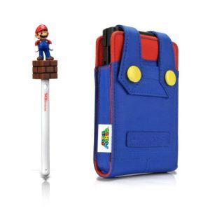 e-concept Super Mario Character Kit pour 3DS : Housse + stylet