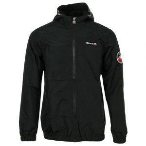 ELLESSE Terrazzo FZ Jacket Veste imperméable pour Homme S Noir
