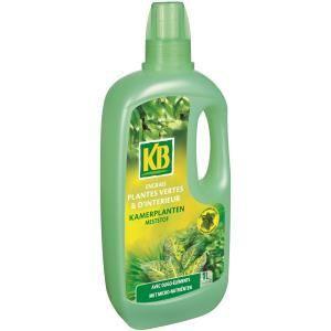 KB Engrais plantes vertes d'intérieur