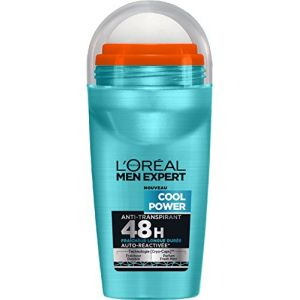L'Oréal Men Expert Cool Power - Anti-transpirant bille 48H