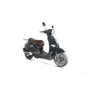 Norauto Scooter Électrique E-quip Noir (equivalent 50cc) - 2210634