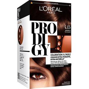 L'Oréal Prodigy 4,15 Arabica, Couleur Extraordinaire