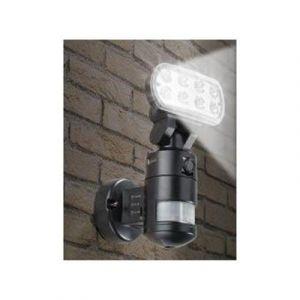 Visortech Caméra de surveillance avec projecteur LED - VGA