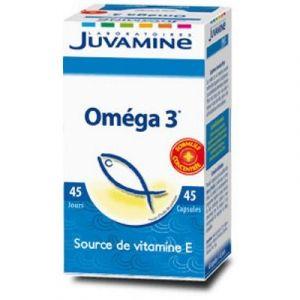 juvamine omega 3 45 capsules comparer avec. Black Bedroom Furniture Sets. Home Design Ideas