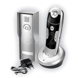 Gev Interphone sans fil Funk - set pour un foyer -
