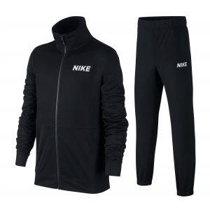 Nike B NSW TRK SUIT POLY - NOIR - garçon - SURVETEMENT