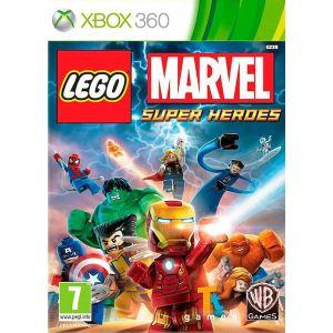 LEGO Marvel Super Heroes [XBOX360]