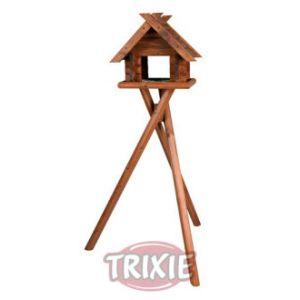Trixie Mangeoire extérieure sur pied Natura, 47×40×36 cm/1,40 m