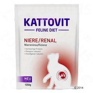 Kattovit Renal - Croquettes spécial reins pour chat 1,25 kg
