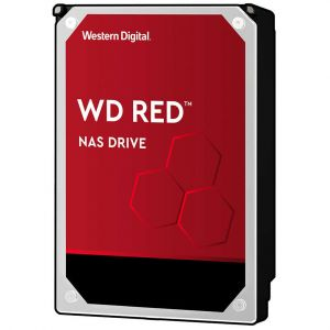 """Western Digital WD40EFRX - Disque dur WD Red 4 To 3.5"""" SATA lll IntelliPower"""