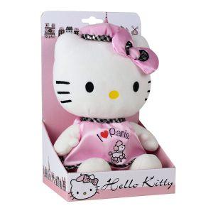 Jemini Peluche Hello Kitty - Paris 27 cm