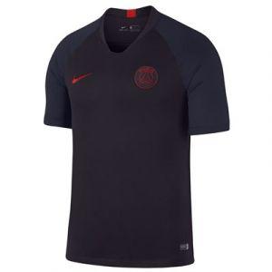 Nike Haut de footballà manches courtes Breathe Paris Saint-Germain Strike pour Homme - Gris - Taille L - Male