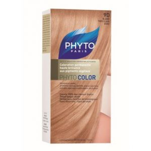 Phyto Paris Phytocolor 9D Blond Très Clair Doré - Coloration soin permanente haute brillance