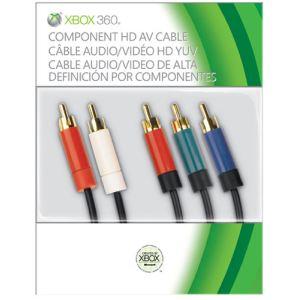 Microsoft B4V-00012 - Câble de liaison HD AV pour console Xbox 360