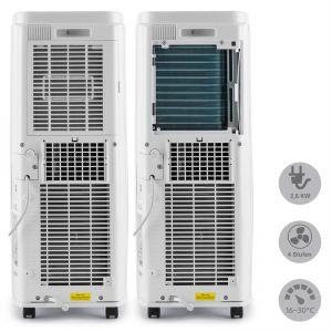 Klarstein New Breeze 7 - Climatiseur 2,6 kW avec télécommande