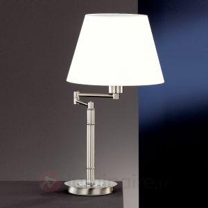 Honsel 93391 - Lampe de table Wiesbaden