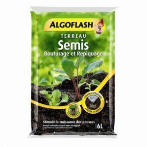Algoflash Terreau pour semis et bouturage 6L