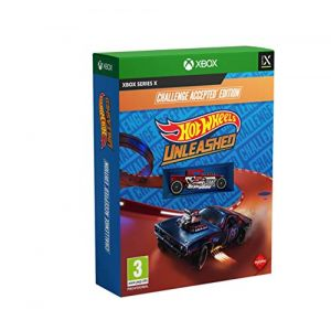 Hot Wheels Unleashed - Challenge Accepted Edition (Xbox Series X) [Xbox One X]