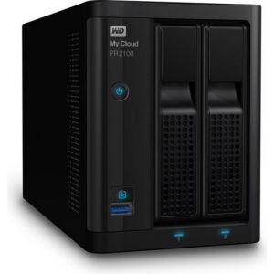 Western Digital WDBBCL0000NBK - Serveur NAS My Cloud PR2100 2 Baies Gigabit Ethernet