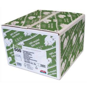 Gpv 500 enveloppes Erapure 16,2 x 22,9 cm