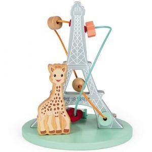 Janod Jeu d'éveil Looping Sophie La Girafe