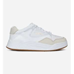 Lacoste Court Slam 319 1 SFA - Baskets Femme, Blanc