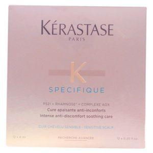 Kérastase K Spécifique - Cure apaisante anti-inconforts pour cuir chevelu sensible