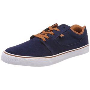 DC Shoes Tonik, Baskets Homme, Bleu (Navy/Bright Blue Nvb), 41 EU