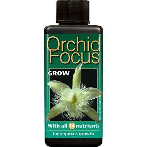 Growth Technology Ltd Engrais orchidée croissance Orchid Focus Grow 100ml