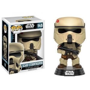 Funko Pop! #145 - Star Wars Rogue One Scarif Stormtrooper