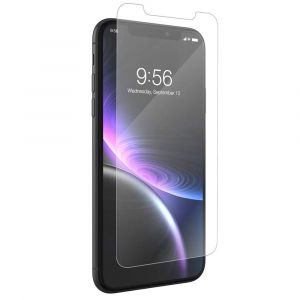 Zagg Invisible Shield Glass+ Visionguard iPhone XR