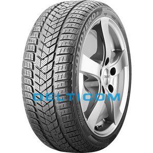 Pirelli Pneu auto hiver : 205/40 R18 86V Winter Sottozero 3