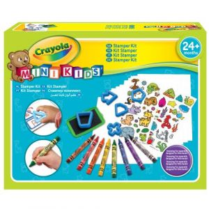 Crayola Mon 1er kit de tampons