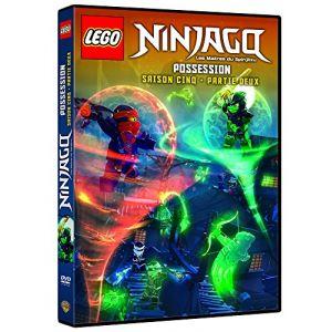 LEGO Ninjago, Les maîtres du Spinjitzu - Saison 5 - Partie 2 [DVD]