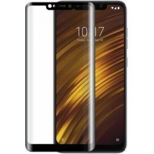 Bigben Protège écran Connected Xiaomi Pocophone F1 Verre trempé noir
