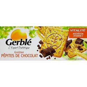 Gerblé Goûter aux Pépites de Chocolat 250 g