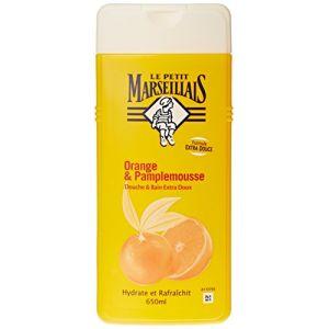Le Petit Marseillais Orange Pamplemousse - Douche et bain extra doux
