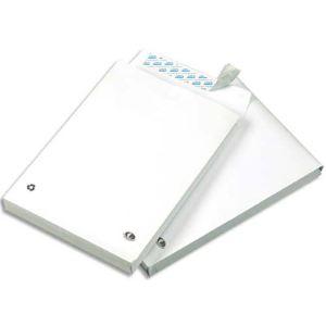 Gpv 50 pochettes kraft auto-adhésif 22,9 x 32,4 cm (120 g)