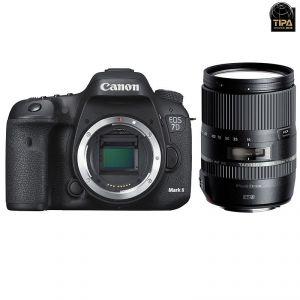 Canon EOS 7D Mark II (avec objectif Tamron 16-300mm)