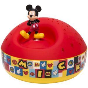 Trousselier Projecteur d'étoiles musical Mickey