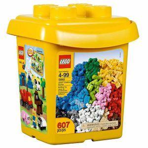 Lego 10662 - Baril jaune