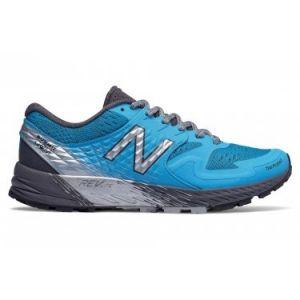 New Balance Summit KOM, Chaussures de Trail Femme, Bleu
